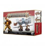 Warhammer Age of Sigmar: Vindicators + Paints Set