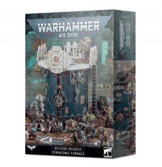 Warhammer 40.000: Battlezone: Mechanicus Ferratonic Furnace