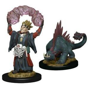 Wizk!ds - Wardlings - Warlock & Lizard