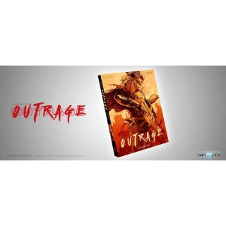 Corvus Belli: Infinity - Outrage (EN)