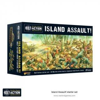 Bolt Action - Island Assault