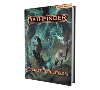 Pathfinder Monsterhandbuch 2 2.Edition (DE)