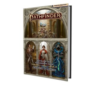 Pathfinder Zeitalter der verlorenen Omen -  Götter und Magie 2.Edition (DE)