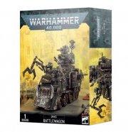 Warhammer 40.000: Orks - Battlewagon