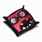 Würfelteller - Cool Monster Pink