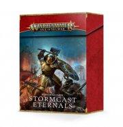 Warhammer Age of Sigmar: Warscroll Cards Stormcast...
