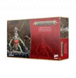 Warhammer Age of Sigmar: Breaka-Boss