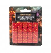 Warhammer Age of Sigmar: Grand Alliance Chaos Dice