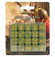 Warhammer Age of Sigmar: Orruk Warclans Dice