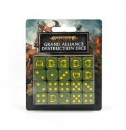 Warhammer Age of Sigmar: Grand Alliance Destruction Dice