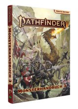 Pathfinder - Monsterhandbuch 3 2. Edition (DE)