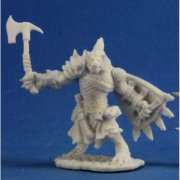 Dark Heaven Bones - Bloodmane, Gnoll Warrior