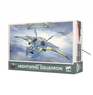 Aeronautica Imperialis: Asuryani - Nightwing Squadron
