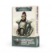 Aeronautica Imperialis: Aircraft and Aces Asuryani Cards...