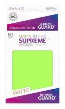 Ultimate Guard: Supreme UX Matte Light Green Japanese...