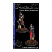 Malifaux: Angelica, Mistress of Ceremonies - Clamshell