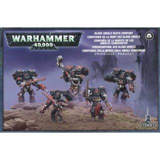 Warhammer 40.000: Blood Angels - Furioso Dreadnought