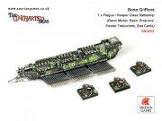 Uncharted Seas: Bone Griffons - Plague/Reaper Class...