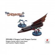 Uncharted Seas: Dragon Lords - Dragon Carrier with Nodra...