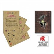Uncharted Seas: Game Cards - Dragon Lords (EN)