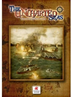 Uncharted Seas Rulebook Ed. 2