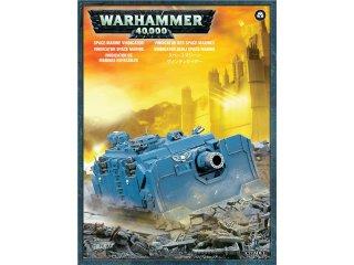 Warhammer 40.000: Space Marine - Vindicator MKII