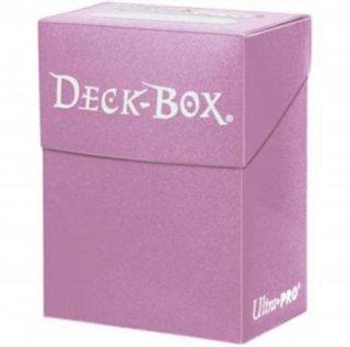 Ultra Pro: Deck Box Pink 80+