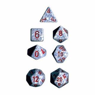 Chessex: Speckled Polyhedral 7-Die Sets Air