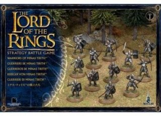 Middle-Earth: Der Herr der Ringe - Krieger von Minas Tirith / Warriors of Minas Tirith