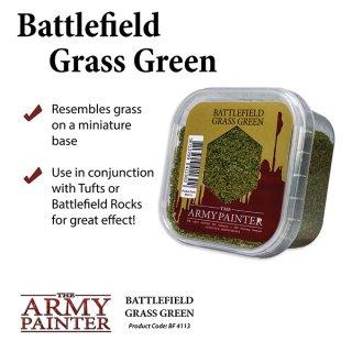 Army Painter - Battlefields: Grass Green - Flock