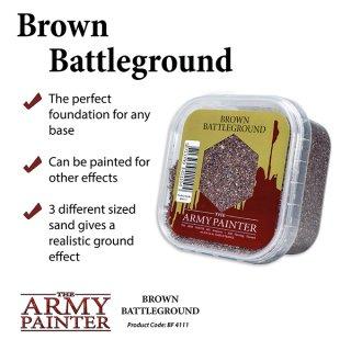 Army Painter - Brown Battleground