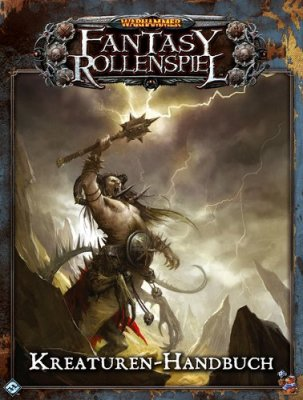 Warhammer Fantasy: Kreaturen Handbuch (DE)