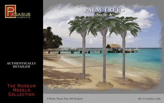 Pegasus Hobbies: Palm Trees - Style A