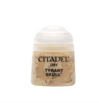 Citadel - Tyrant Skull (Dry)