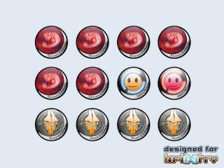 "Micro Art Studio: Tokens ""Shasvastii"" (12 Stk) (Designed for Infinity)"